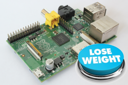 rpi lose weight