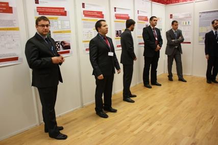 W sesji plakatowej Zastosowanie układów elektronicznych zostały  zaprezentowane następujące prace  efa59595acd