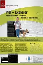 POI Explorer - poster