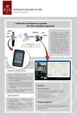 Remote assistance system - leaflet